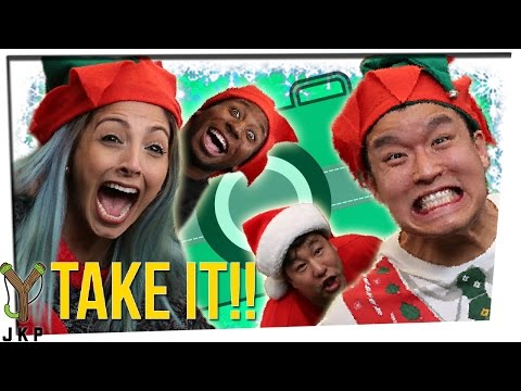 PhotoZone Battle | I LOVE CHRISTMAS!!