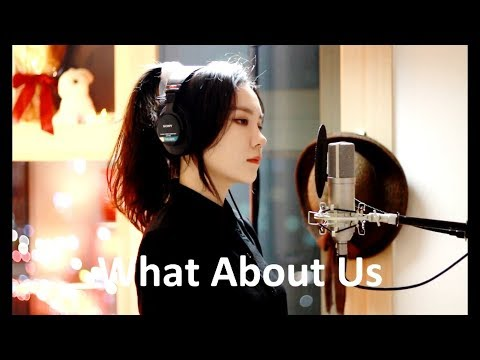 Pink - What About Us ( cover by J )