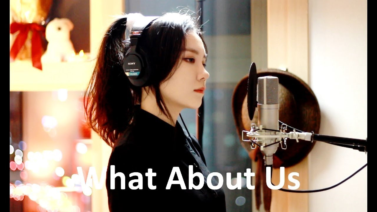 Pink – What About Us ( cover by J.Fla )