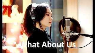 Video Pink - What About Us ( cover by J.Fla ) download MP3, 3GP, MP4, WEBM, AVI, FLV Oktober 2017