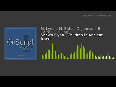 Shawn Flynn - Children In Ancient Israel