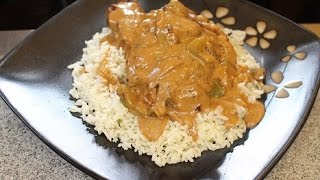 Smothered Chicken & Rice (saturday Meal) (legacy) How - To - Make