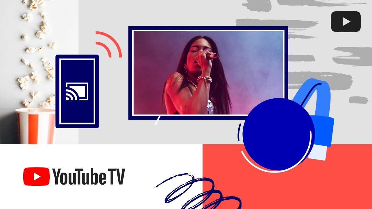 How to cast YouTube TV to your television | US only