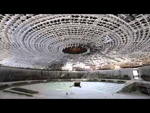 Urbex: The Buzludzha Monument aka The House of the Bulgarian Communist Party