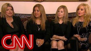 Trump's female base holds despite allegations