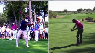 Swing Analysis - Bubba Watson