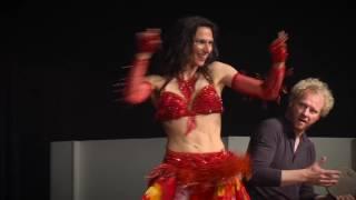 FLP & Aïcha - bellydance and live Kanjeera!