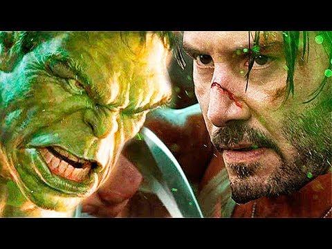 Se Filtran Noticias -Avengers Endgame y Spiderman-Keanu Reeves Quiere ser Wolverine!
