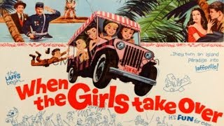 WHEN THE GIRLS TAKE OVER // Robert Lowery, Marvin Miller // Full Comedy Movie // English // HD