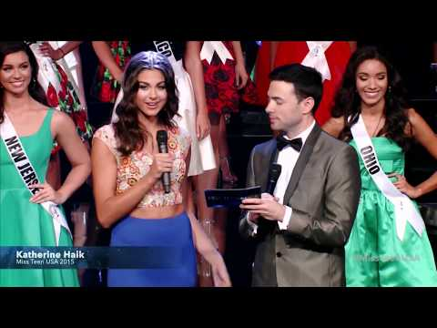2016 MISS TEEN USA Preliminary Competition