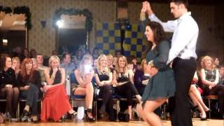 clare camogie and hurling strictly come dancing