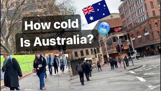 Winter ❄️ In Different Parts Of Australia 🇦🇺 Victoria, Melbourne, Perth, Sydney...