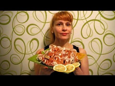 Как засолить красную рыбу в домашних условиях - Кета Семга Горбуша Форель рецепт Секрета