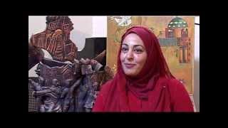 سمرقند الجابري شاعرة عراقية برنامج محطات الجزءالثاني samarkand aljaberi iraq