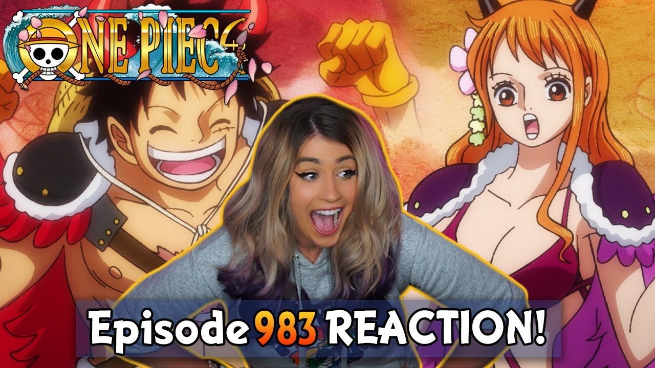 Download BEAST PIRATE STRAW HATS?! One Piece Episode 983 Reaction + Review!