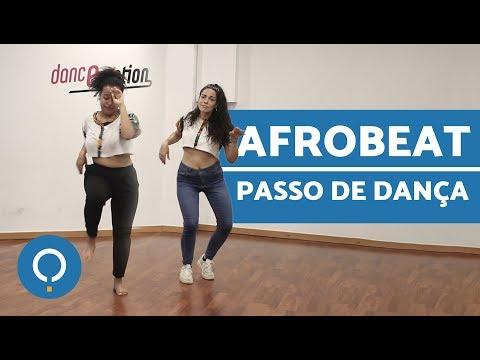 AFROBEAT: passos de dança simples