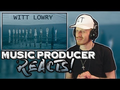Music Producer Reacts to Witt Lowry - HURT (feat. Deion Reverie)