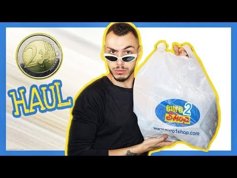 Όλα 2€ haul! | Tsede The Real