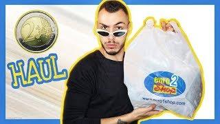 Όλα 2€ haul! | Tsede The Real