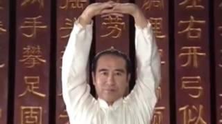 Гимнастика цигун для позвоночника уроки