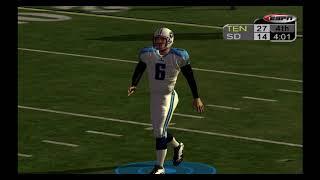 NFL 2K5: Titans Season  Ep. 4