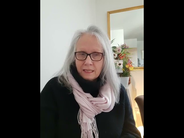 Joanne Welch Founder & Director Backto60 Easter Message Update 4th April 2021