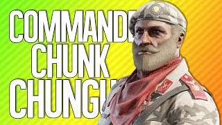 Download COMMANDER CHUNK CHUNGUS | Rainbow Six Siege Mp3 and Videos