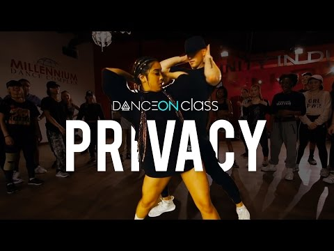 Chris Brown - Privacy | Phil Wright Choreography | DanceOn Class