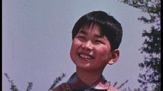 A boy's life in changing Japan 1963
