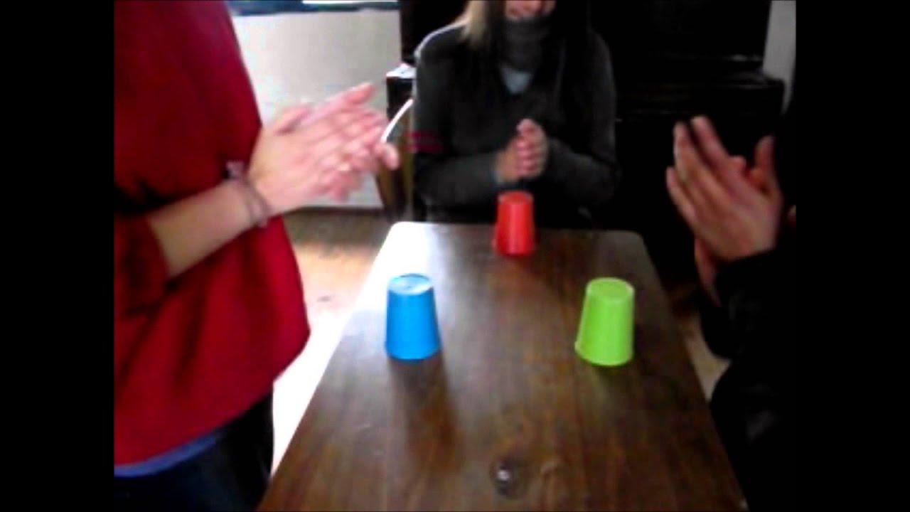 Juegos Con Vasos Youtube