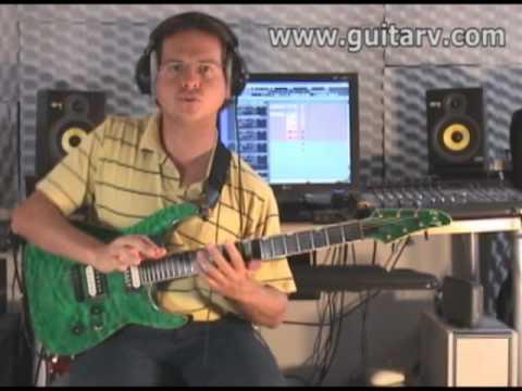 Advanced Guitar Lesson: Composition Techniques 3 of 3