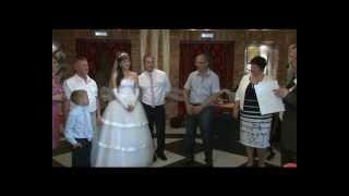 традиционные свадебные моменты  (тамада Сергей Катрич)