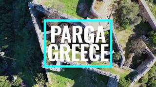 TRAVEL VIDEOS | Parga, Greece | 4K Mavic Pro 2