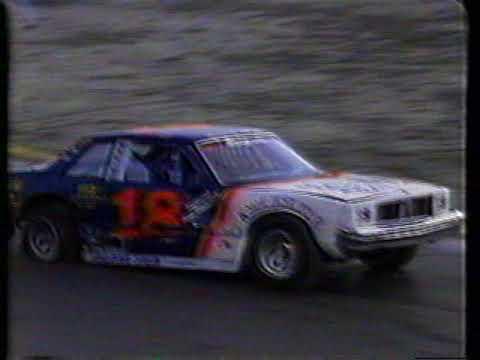 Sunset Speedway Challenger Heat 2 1992