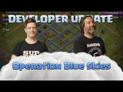 Clash of Clans - Operation Blue Skies Dev Update Video