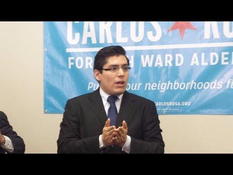Democratic Socialist Could Fill Rep. Gutierrez