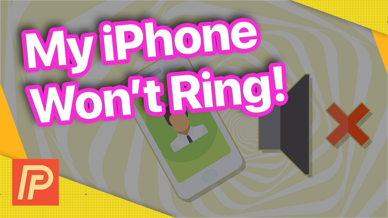 my iphone 7 wont ring