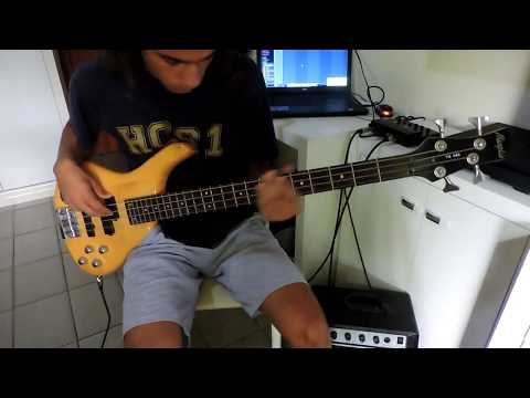 When Problems Arise - Fishbone (bass cover)
