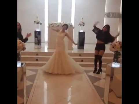 Dance Cover 'Boombayah' BLACKPINK on Wedding Day (part2)