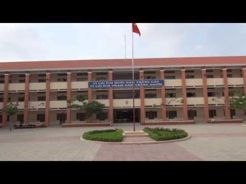 Công ty Thành Đô - Xây dựng Trường THPT Tân Túc - Bình Chánh
