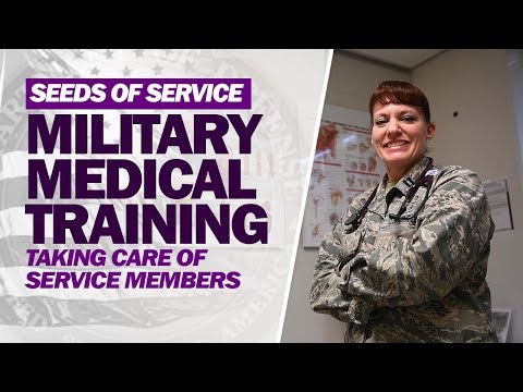 Seeds of Service: Military Medical Training
