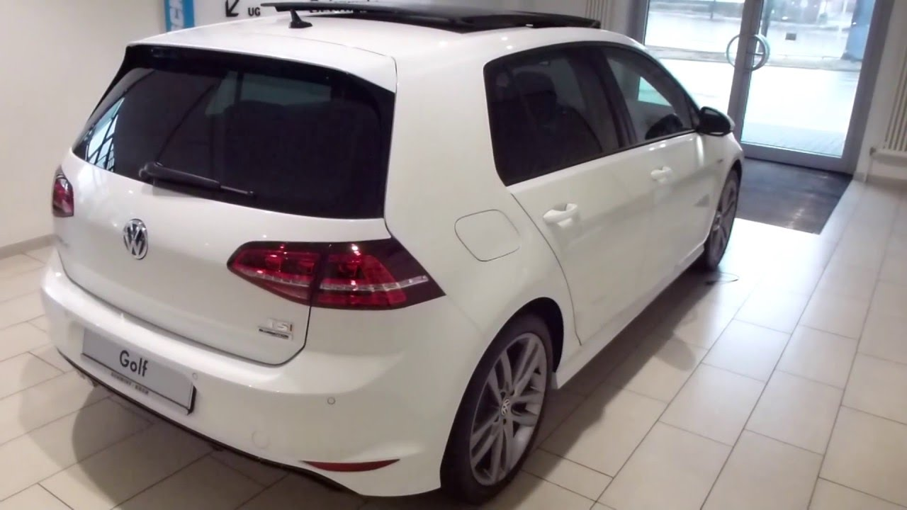 2016 vw golf 39 39 lounge 39 39 39 39 r line 39 39 exterior interior 1 4 tsi 150 hp see also playlist youtube. Black Bedroom Furniture Sets. Home Design Ideas