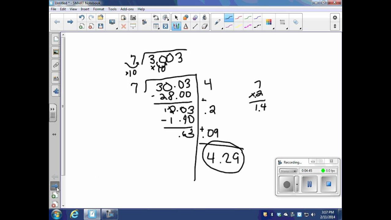 math worksheet : dividing decimals using partial quotients  youtube : Partial Quotient Division Worksheets