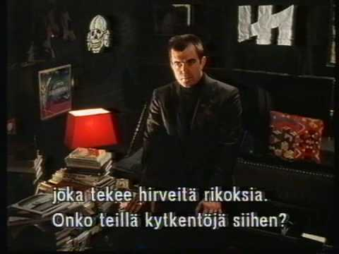 Boyd Rice (NON) talks about hell 90's interview