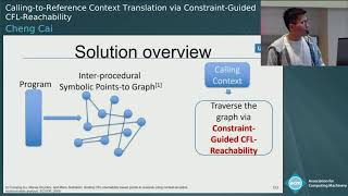 Calling-to-Reference Context Translation via Constraint-Guided CFL-Reachability