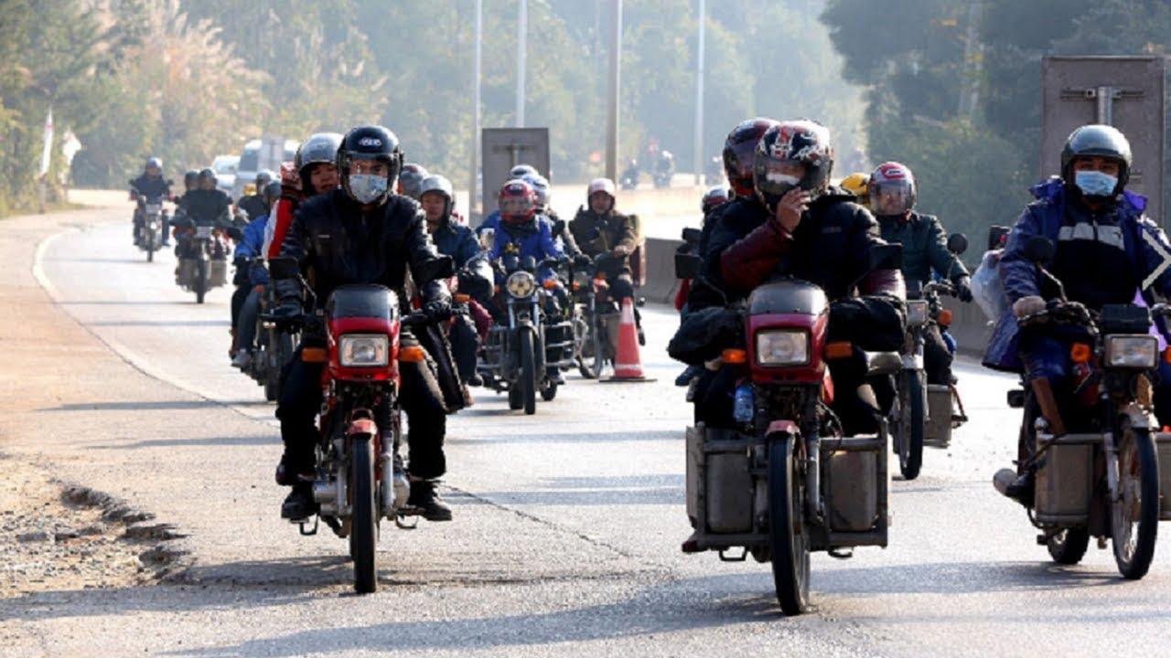 禁摩整整十年,現在的道路情況反而更適合摩托出行了? - YouTube