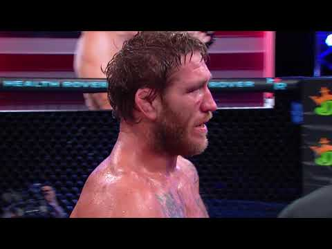 Tom Lawlor Wins and Retires at PFL 5, 2021!