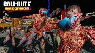 ZOMBIES CHRONICLES TRAILER REVEAL REACTION! - BLACK OPS 3