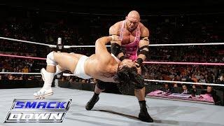 Ryback vs. Bo Dallas: SmackDown, October 22, 2015