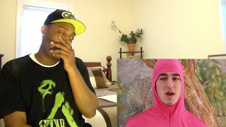 PINK GUY - KILL YOURSELF! REACTION!!!